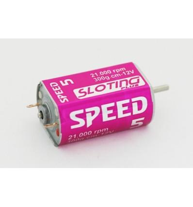 Motor Speed 5  (21000rpm  300g/cm)