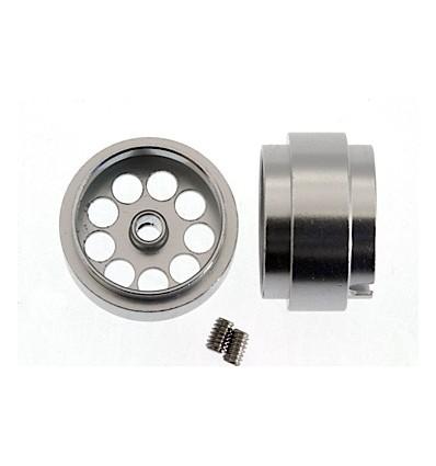 Llanta aluminio 16,5x10mm  Lightweight  (2u)