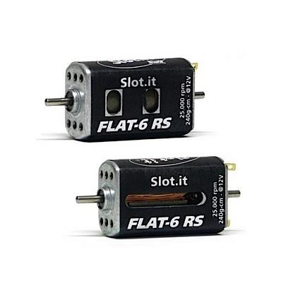 Motor Flat 6 RS 25 K 25000rpm 240 g/cm 15w
