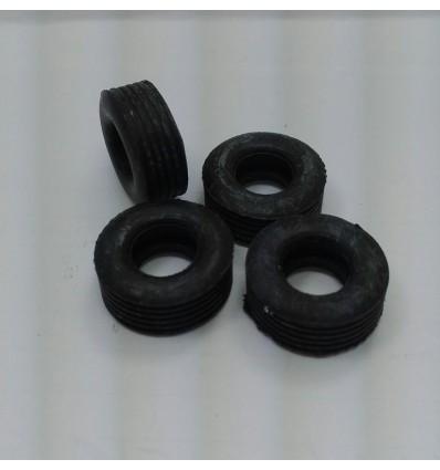 Neumáticos traseros Fiat Abarth