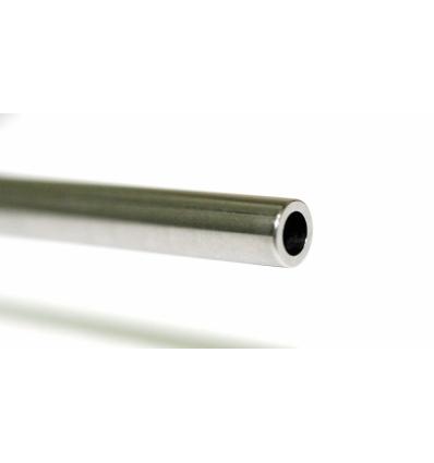 Eje de acero hueco calibrado 57,5x2,38mm