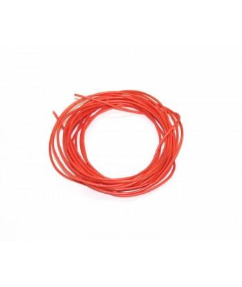 Cable elétrico silicona libre de oxígeno  1 mm