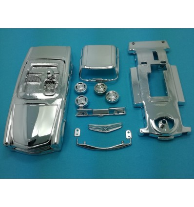 Kit Mercedes 250 Cap.Plata