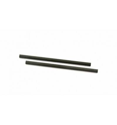 Eje de Carbono calibrado 50x2.38 mm. 0,34 gr.