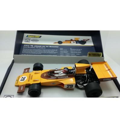 """Lotus 72 """"Sheckter"""""""