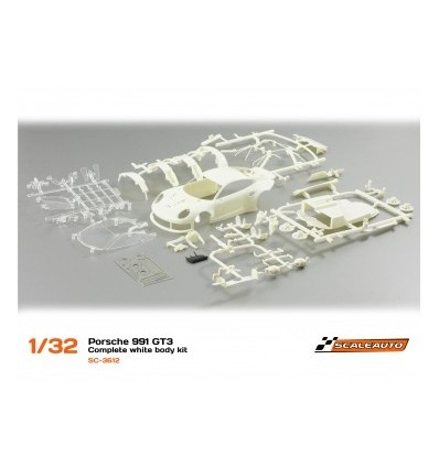 Carroc. Porsche 991 GT3 en kit bl.