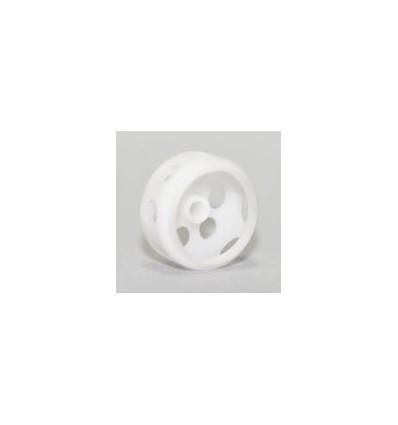 Llanta universal plástico 14,5x8mm (2u)