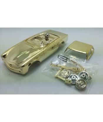 Kit Mercedes 250 SL capotado oro