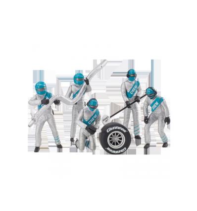 Set Figuras Mecánicos (gris)