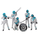 Set figuras mecánicos