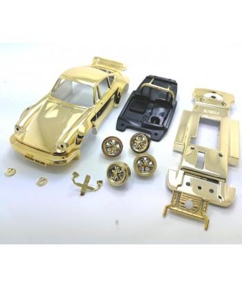 Porsche 911 RS en kit  - oro -