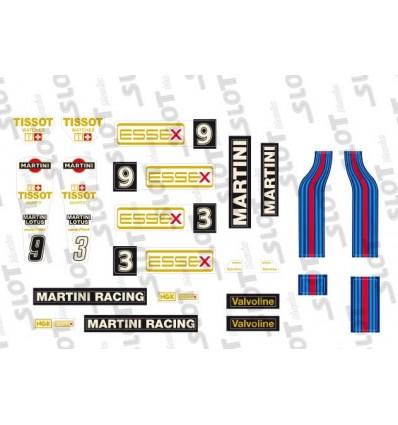 "Lotus MKIV ""Martini"""