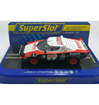 Lancia Stratos 1978 San Remo
