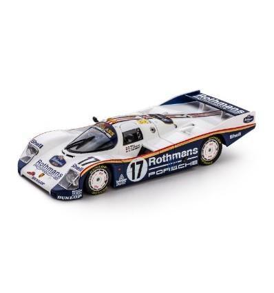 Porsche 962C-85  1st Le Mans 1987