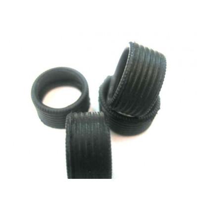 Neumáticos perfil bajo (grip cero )