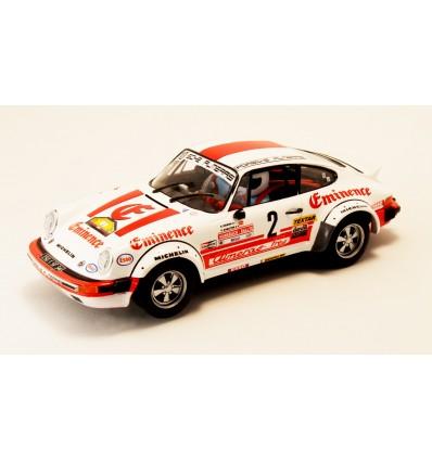 Porsche 911  Rallye Hunsrück 1980  A. Zanini/ V. Sabater