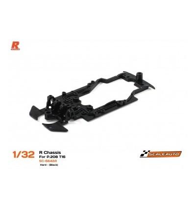 Chasis R para P. 208 T16 (duro)