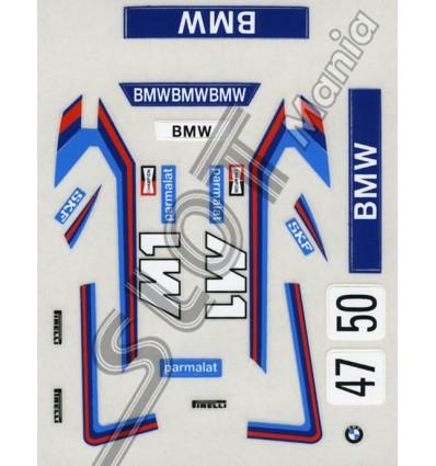 Adhesivo BMW1 (2ª serie)