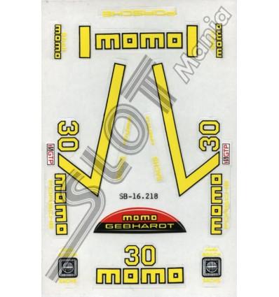 """Porsche 962 SRS1 """"Momo"""""""