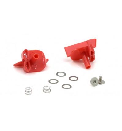 Guías MRRC- Universal Racing (7 mm profundidad) 3.4mm pala para coches NSR