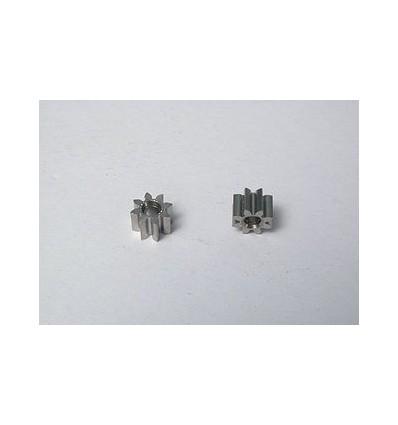 2 piñones 8d  D 5,5mm