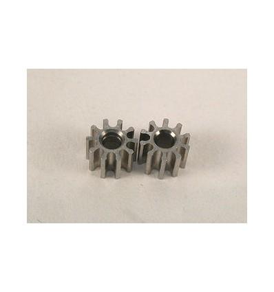 2 piñones 10d.  D 5,5mm