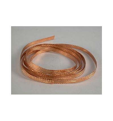 Trencilla de cobre en rollo (1m)