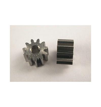 Piñón 6,5 x Z11 acero (2u)