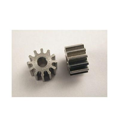 Piñón 6,5 x Z12 acero (2u)