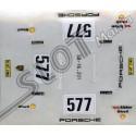 Porsche 959 (nº 577) sticker