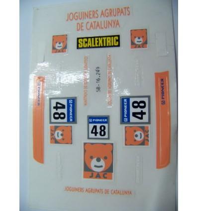 """Adhesivos """"JAC"""""""
