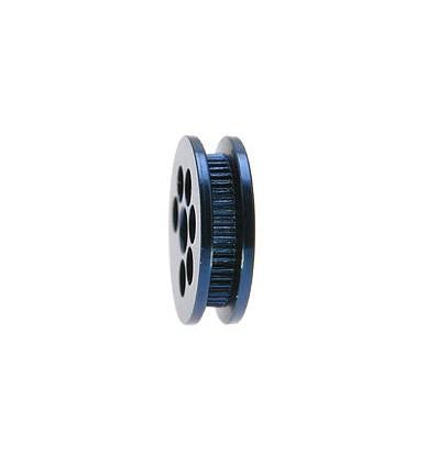 Polea Aluminio mecanizado 8mm. eje 3/32