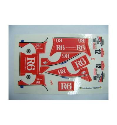 "Adhesivo ""R6"""