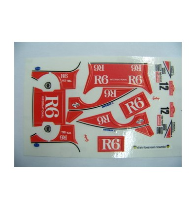 "Adhesivo ""R 6"""