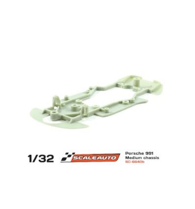 Chasis R Porsche 991 GT3 medio