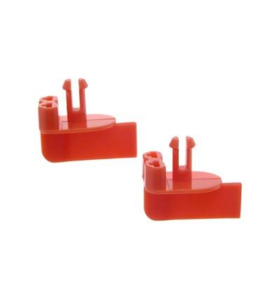 Guías clip-in (7mm profundidad)