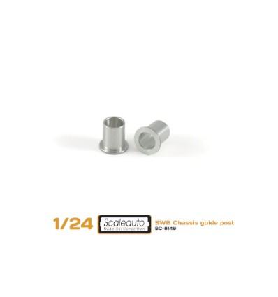 Casquillo sujeción guía - Aluminio