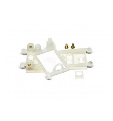 Soporte motor anglewinder LMP offset 1mm Evo 6 (medium)