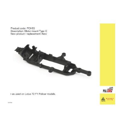 Soporte motor F1  tipo C