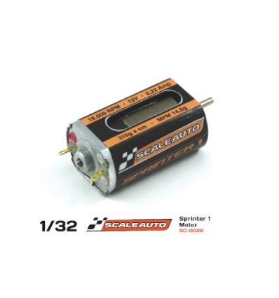 Motor SC-28 Sprinter-1 18000 rpm. Log Can