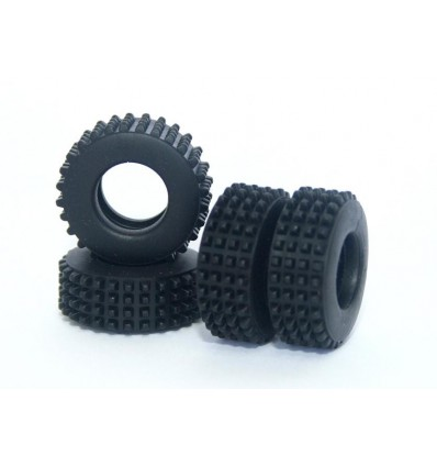 Neumáticos raid 28x10 mm squared