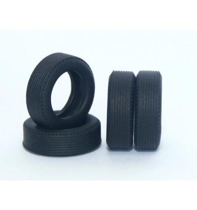 Neumáticos Clásicos 21x6 Rayado