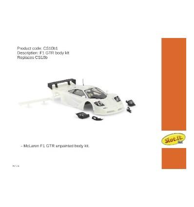 Carrocería McLaren F! GTR en kit