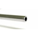 Eje de acero hueco calibrado 57,5 x 2,38 mm.
