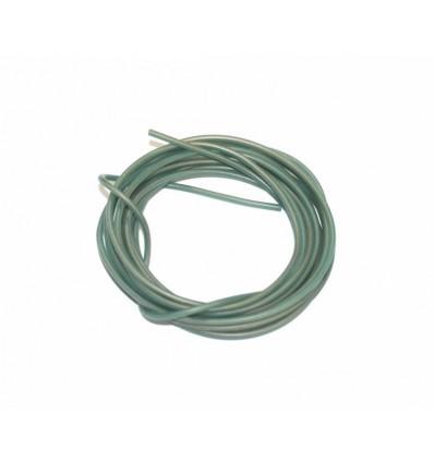 Cable eléc.silicona libre de oxígeno 1,5 mm. - 2 metros