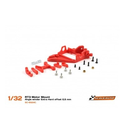Soporte Motor Anglewinder RT3 Offset -0.5mm Extra-Hard