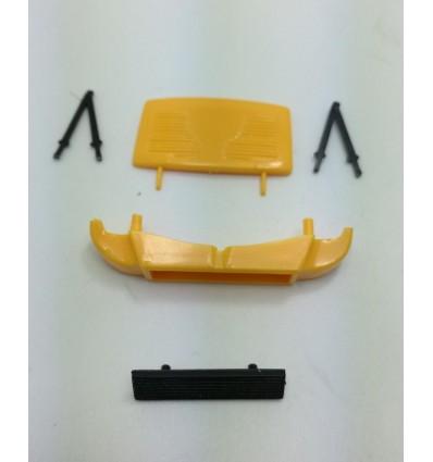 Recambios carrocería Fiat Abarth 1000