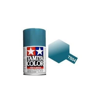 Azul claro metalizado