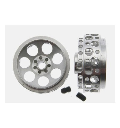 Llanta aluminio Monza-2 15,8x8,5mm (2u)