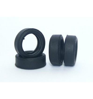 Neumáticos Clásicos 20x6 liso (4 U.)